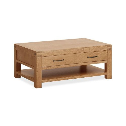 Sheldon COFFEE TABLE WITH DRAWER